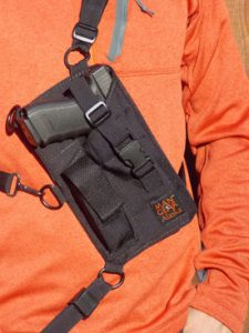 """The Ultimate"" Chest Holster"