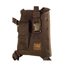 Semi-Auto Pistol Holster with Mag Pouch