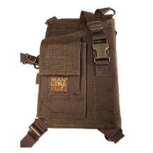 MGP3-XP – 3″ X-Frame with Cartridge Loops and Pouch