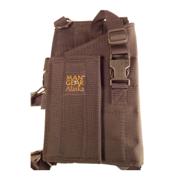 "MGP6-XAC-6 1/2 "" X-Frame with Cartridge Loops and Ammo Cover"
