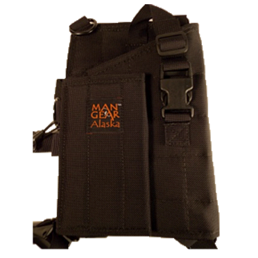 MGP3-XAC – 3″ X-Frame with Cartridge Loops and Ammo Cover